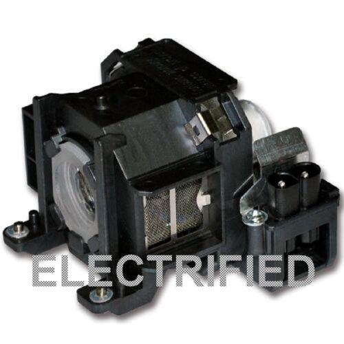 ELPLP38 V13H010L38 LAMP IN HOUSING FOR EPSON PROJECTOR MODEL EMP1710