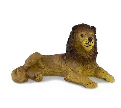 FREE SHIPPING | AAA 55043 Reclining Male Lion Wild Animal Model- New in Package