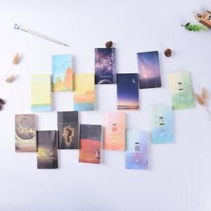 2x-Mini-Novelty-Notebook-Notepad-Diary-Writting-Paper-Memo-School-Supplies-STUK