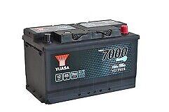 Yuasa YBX7115 Start-Stop Battery