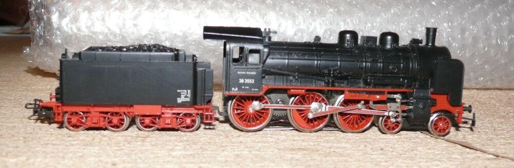s50 3099 .2 locomotiva BR 38 3553 DRG