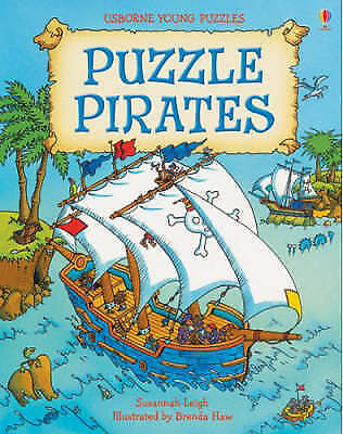 Puzzle Pirates by Susannah Leigh (Paperback, 2006)