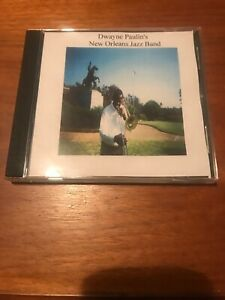 Dwayne Paulin's New Orleans Jazz Band Rare Import CD Free First Class Shipping