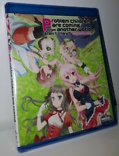 Problem Children Are Coming From Another World: Complete Series [Blu-ray] *NEW*