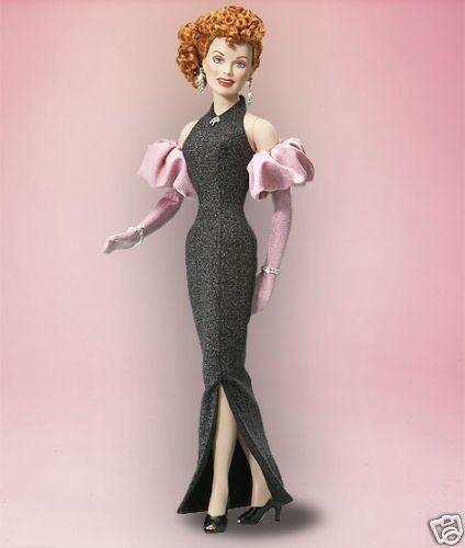 Lucy  encanto Escuela  Doll-Franklin Mint-Nuevos En Caja