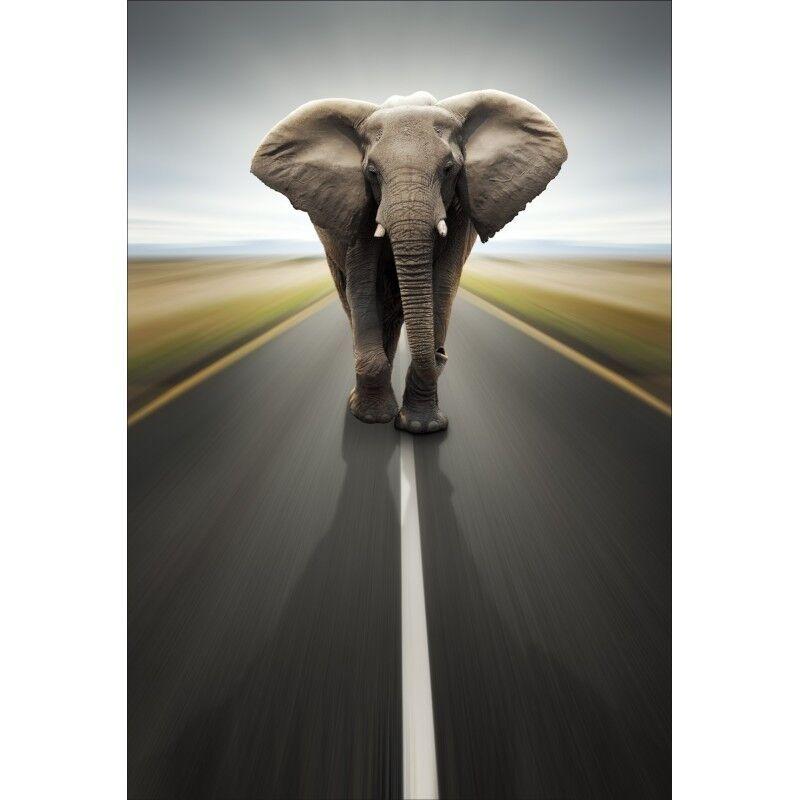 Attaque complète du Nouvel An An An de Noël, vente d'achat groupée Stickers muraux déco : éléphant 1306 26a9ce