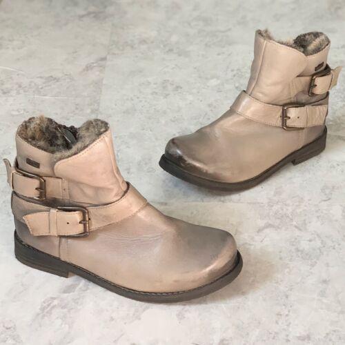 Buffalo London Boots Womens 6.5 / 37 Shearling Fur