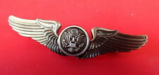 USAAF/USAF AIR CREW MEMBER WINGS FULL SIZE 3 INCH