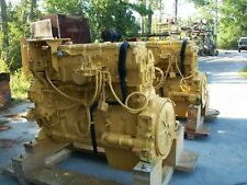 Caterpillar 3406e600 Hp C 16 Engines Everything Is New 99 1mm Sn Rare