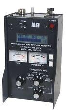 MFJ-269CPRO HF/VHF/UHF SWR ANALYZER, .530-230 MHZ,430-520 MHZ