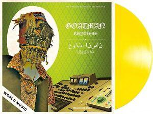 GOATMAN-LP-Rhythms-YELLOW-VINYL-Ltd-Edn-300-Only-GOAT-Solo-Album-New-UNPLAYED