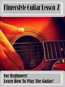 Learn Fingerstyle Guitar with Fingerstyle Lesson Z DVD