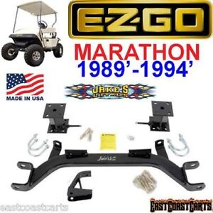 Details about EZGO Marathon ELECTRIC Golf Cart JAKES LIFT KIT 1989'-1994'  #6201 Free Shippping