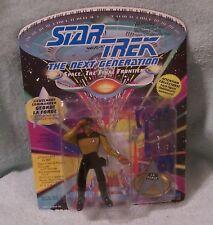 Playmates Toys Lieutant Commander Geordi La Forge 1992 Series 1 Star Trek : The Next Generation Action Figure
