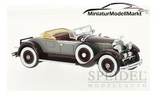 #46520 - Neo Packard 640 Custom Eight Roadster - dunkelrot/grau - 1929 - 1:43
