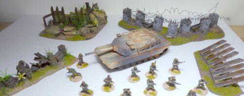 BARRICADES/défenses-pro built/peint paysage 40k/Machine de guerre