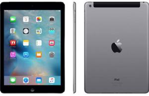 Apple iPad 2018 6 Generation 9,7 Zoll A1893 Cellular Wi-Fi Wlan 128GB Spacegrau