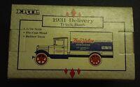 Ertl 1931 Delivery Truck Bank True Value