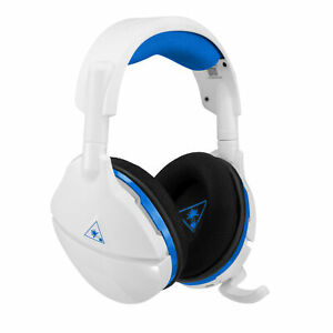 Turtle Beach Stealth 600 Gaming Headset - PS4 - White