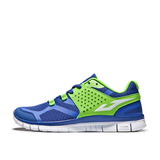 Tesla Footwear hommes Running Athletic Sports Chaussures Training Chaussures Sports TF-E629-BLN bleu 833c5f