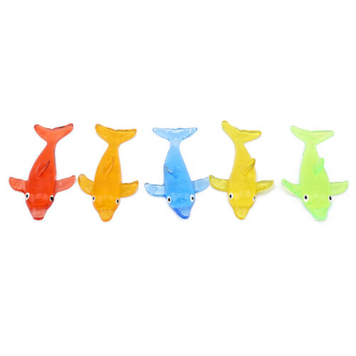 Stretchy Dolphin Kids Party Bag Fillers Stretch Novelty Gift Boy Girls Toy