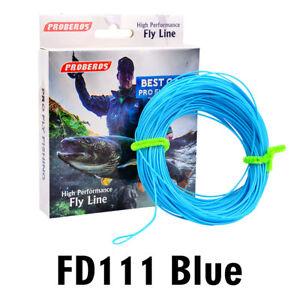 100FT Weight Forward Floating Fly Fishing Line WF-2F//3F//4F//5F//6F//7F//8F Fly Line