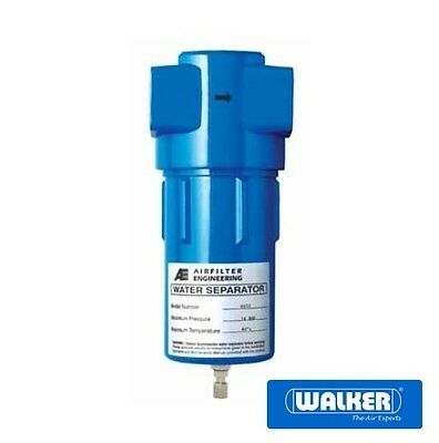 """Wasserabscheider Zyklonabscheider G 1"""" Cs55-15 Mit Kondensatableiter"""
