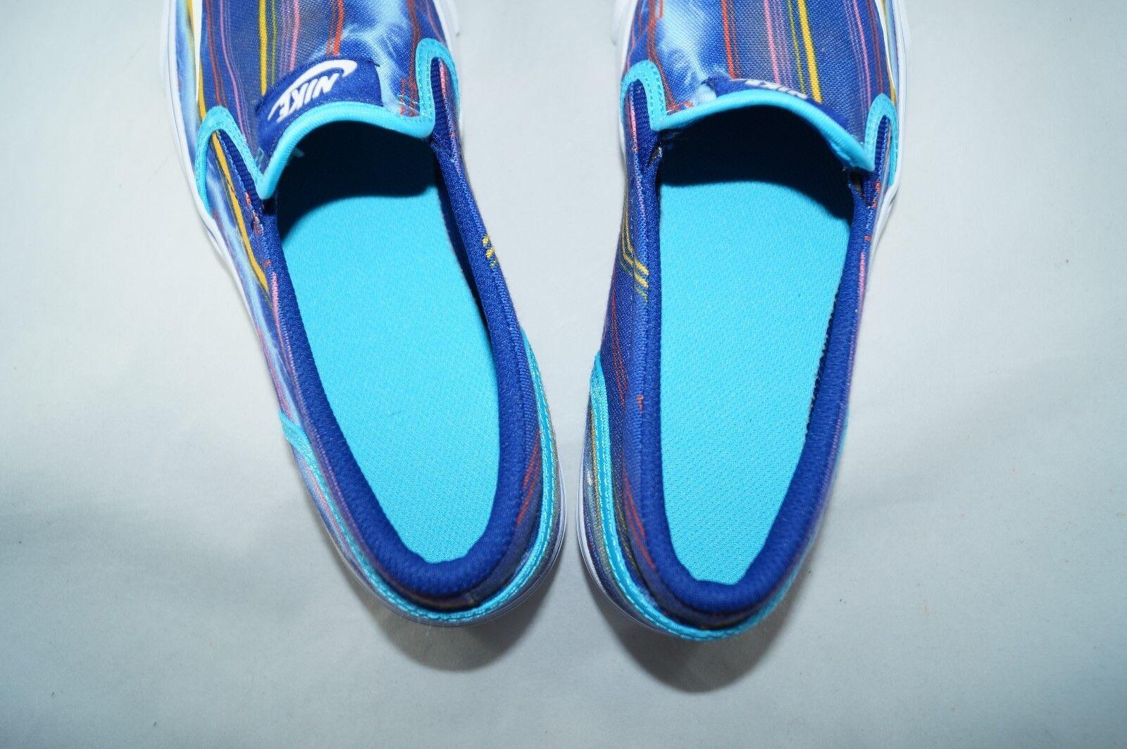 Nike Toki Print Slip on Mehrfarbig GR: 38,5 Mehrfarbig on 315492