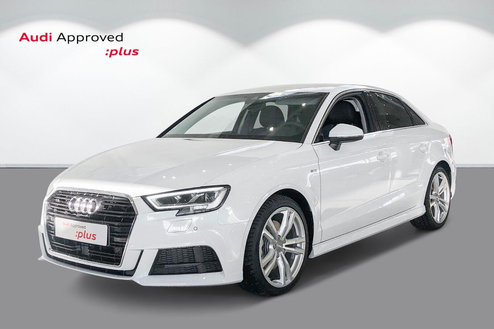Audi A3 40 TFSi Sport Limited S-tr. 4d - 379.900 kr.