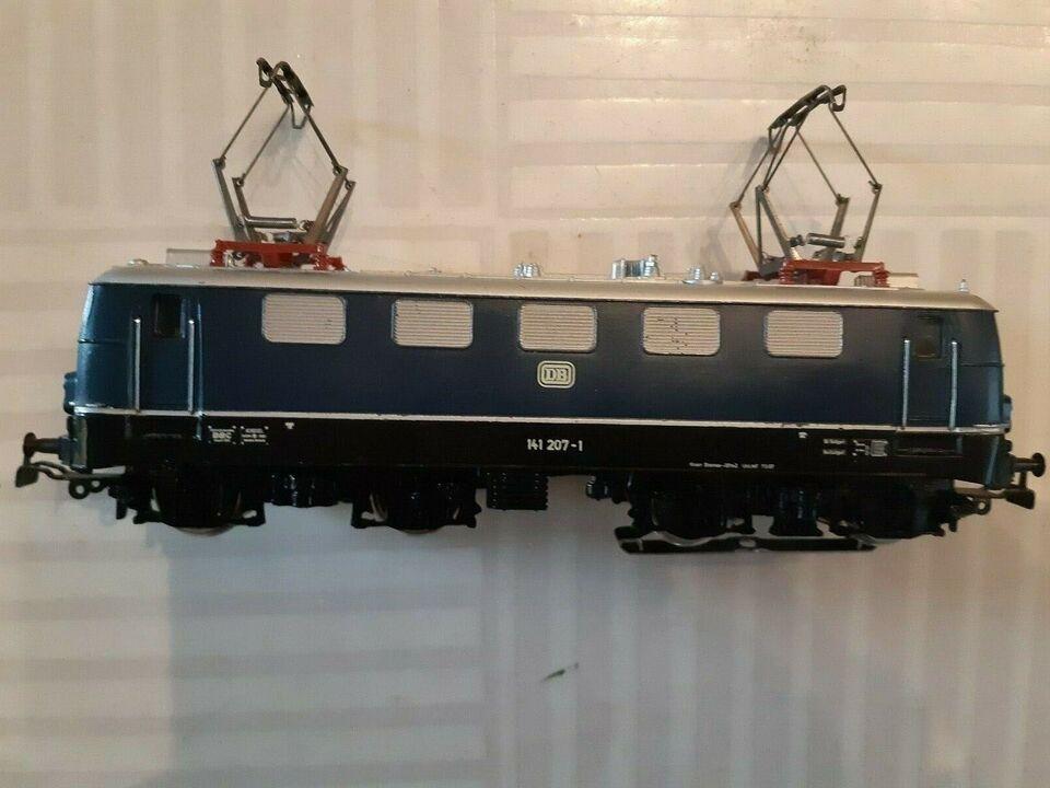 Modeltog, Marklin Lokomotiv el, skala HO