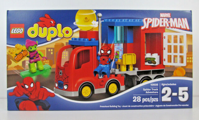 LEGO DUPLO Spider-Man Spider Truck Adventure 10608 NEW & SEALED