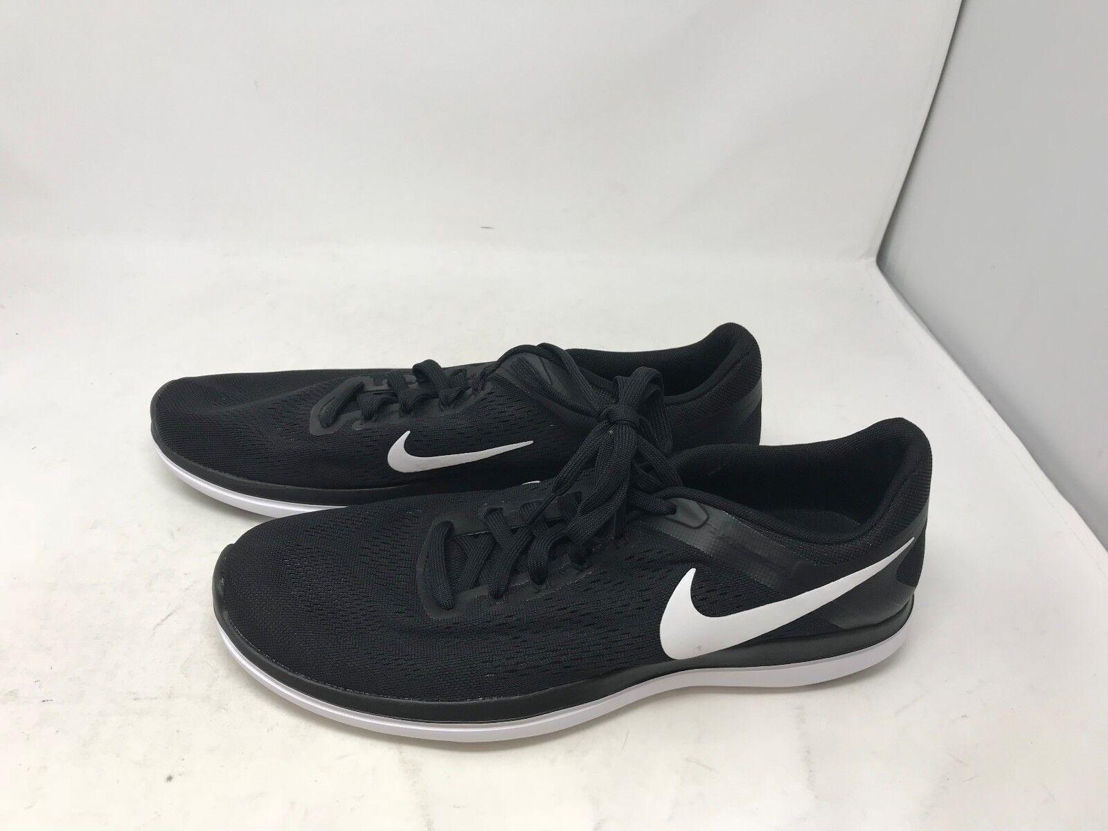 Mens Nike (830369-001) Flex 2016 RN Running Shoes (19C)