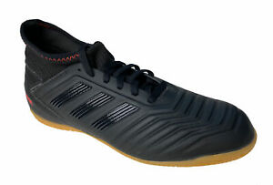 Adidas-Youth-Predator-19-3-Indoor-Soccer-Shoes-Black-Size-6