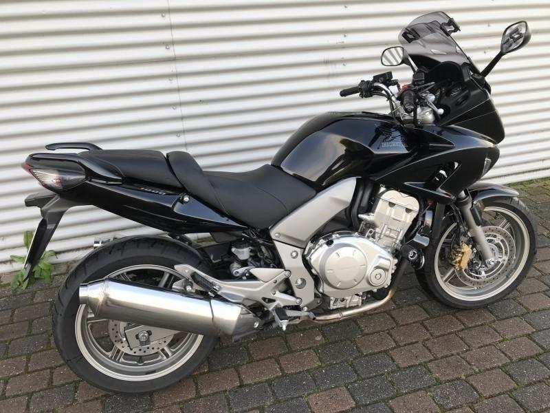 Honda, CBF 1000 SA, 998