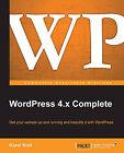 WordPress 4.x Complete by Karol Krol (Paperback, 2015)