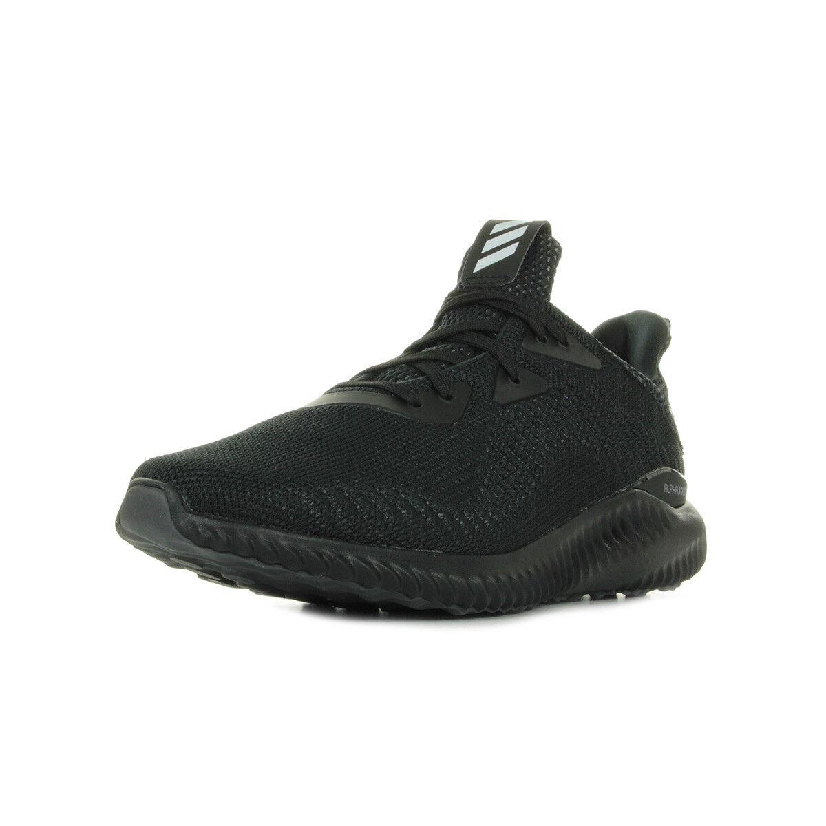 Zapatos Noir Baskets adidas homme Alphabounce 1 M taille Noir Zapatos Noire Synthétique 0ba3fb
