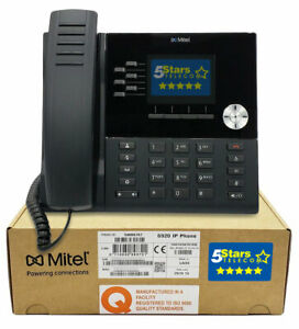Mitel-Mivoice-6920-IP-Phone-50006767-Brand-New-1-Year-Warranty