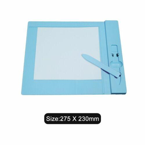 Mini Score Scoring Board Measuring Tool For Origami Envelope Folder Card Tools