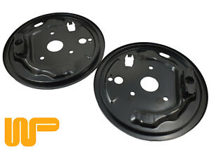 Classic-Mini-Rear-Pair-Of-Brake-Back-Plates-21A1058-21A1060