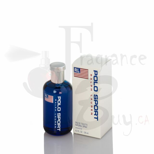 Ralph Lauren Polo Sport M 125ml Boxed