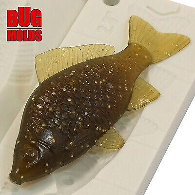 Bait Do It Fishing Mold Soft Plastic Baits Lure Plastisol Bass Rattlesnake