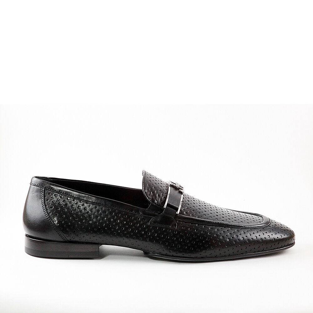 Authentic LORIbleu cuir design italien Chaussures Nouveau Tailles 6,7,8,9,10,11 Noir