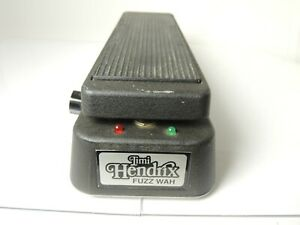 Dunlop JH-1FW Jimi Hendrix Signature Crybaby Fuzz Wah Effects Pedal Free USA S&H