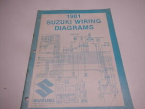 image is loading 1981-suzuki-wiring-diagrams-gs-gn-ts-sp-