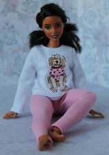 Blouse and Leggings for Dolls. №171 Clothes for Barbie Doll