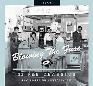 Various-Artists-31-R-amp-b-Classics-That-Rocked-the-Jukebox-in-1957-CD-2006