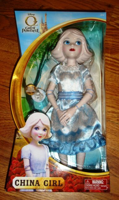 """Disney Oz The Great and Powerful 14/"""" inch China Girl Doll ~ BRAND NEW IN BOX!"""