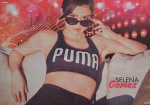 SELENA-GOMEZ-A2-Poster-XL-42-x-55-cm-Clippings-Fan-Sammlung-NEU