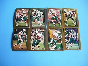1998-TOPPS-CHROME-034-MIAMI-DOLPHINS-034-COMPLETE-TEAM-SET-8-CARDS-MARINO-TAYLOR