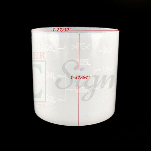 Measuring Cup For Harbor Freight Storm CAT 63CC 2HP 800 900W 60338 66619 69381